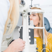 Ophthalmological examination